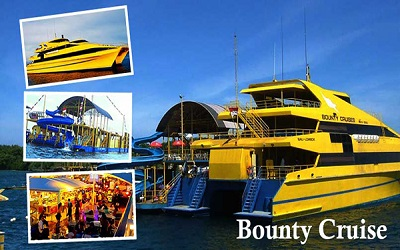Sunset Dinner Cruise Bersama Bounty 400x250