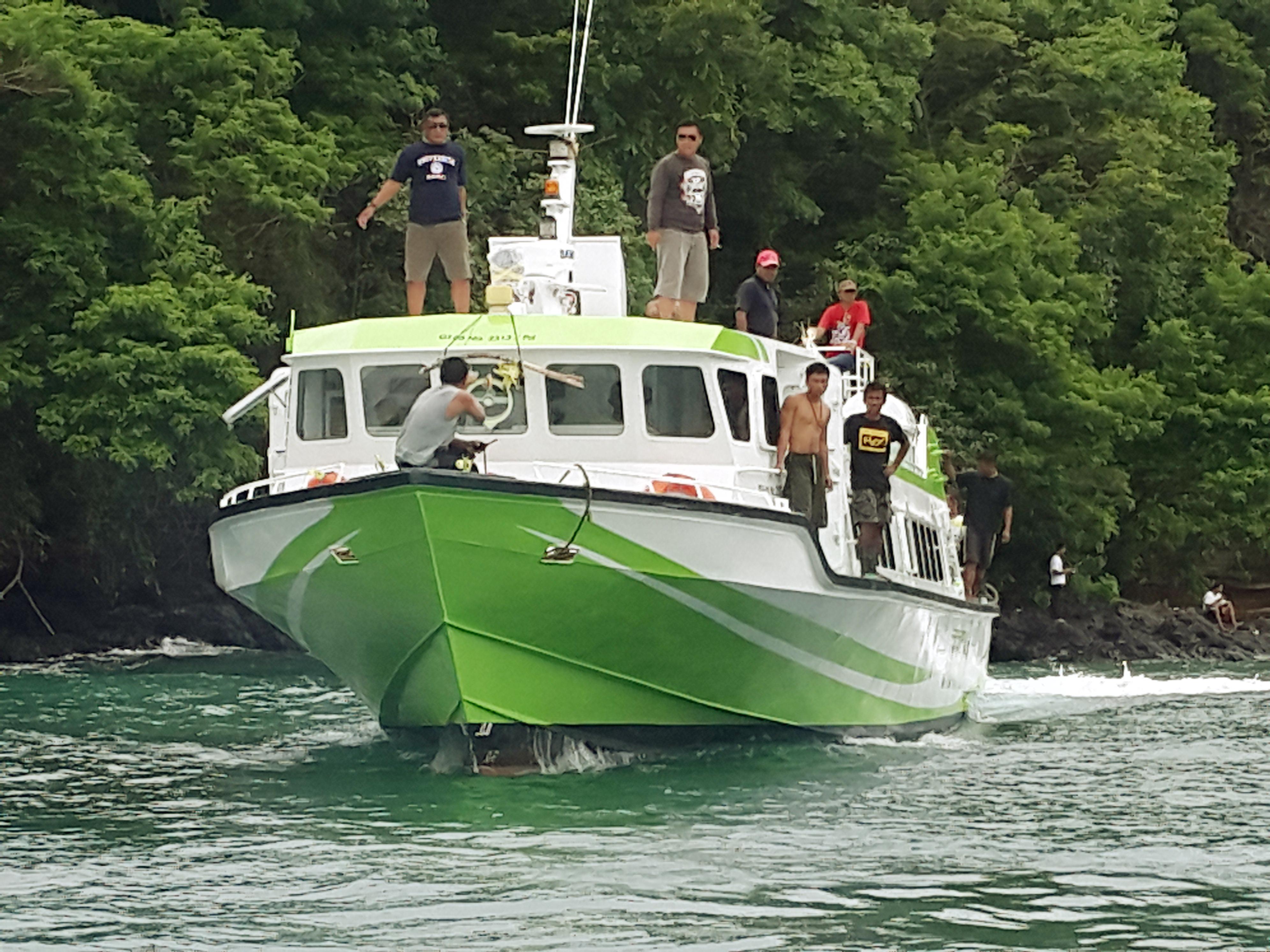 sindex fast boat