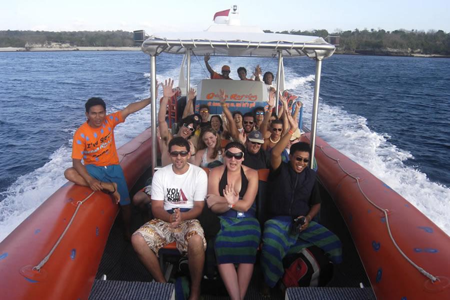 Ocean Rafting Cruise 3 Island