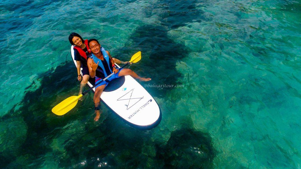 Aktivitas Watersport di Nusa Lembongan bersama Bali Hai Cruise