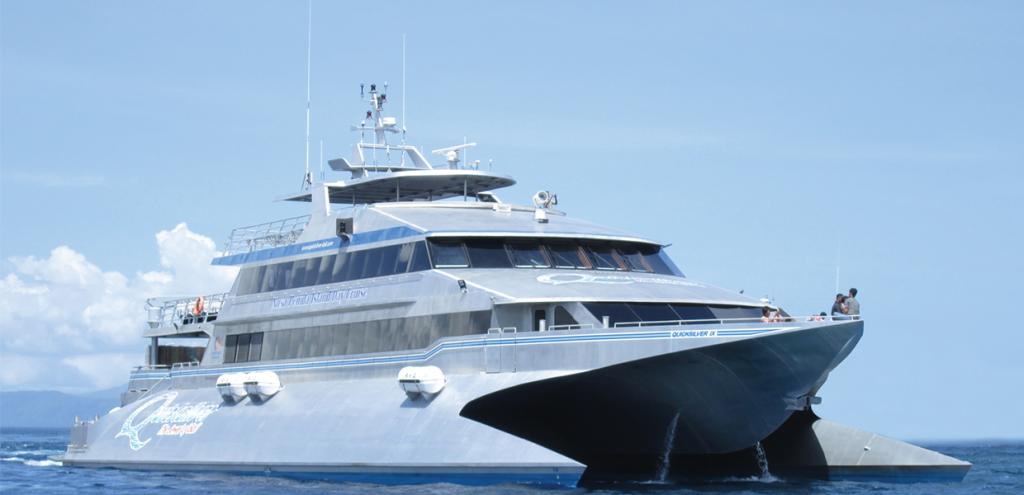 Nikmati Liburan Bersama Keluarga di Nusa Penida dengan Quicksilver Cruise