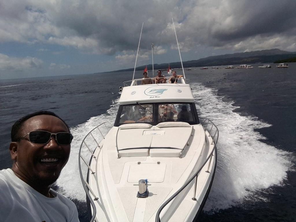 Private Cruise ke Nusa Penida dan Nusa Lembongan